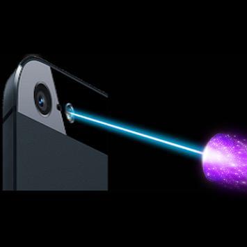 Laser Simulator FREE apk screenshot