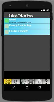 Country Flags Ultimate Trivia apk screenshot