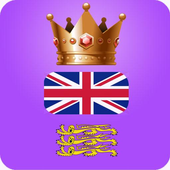 British Monarchy and Stats icon