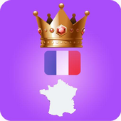 France Monarchy and Stats icon