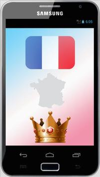 France Monarchy and Stats poster