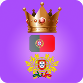 Portugal Monarchy and Stats icon