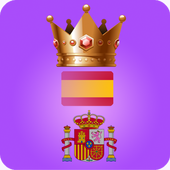 Spain Monarchy and Stats icon