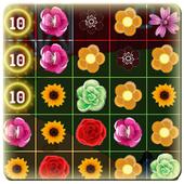 Flower Match 3 Blast icon