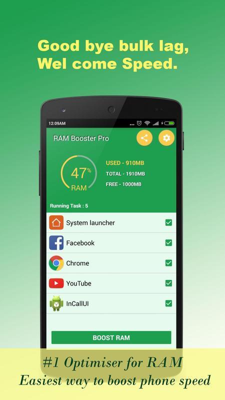 RAM Booster Pro APK Baixar