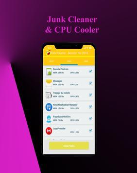 RAM Cleaner- Booster Pro 2018 screenshot 4