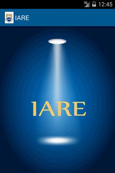 IARE poster