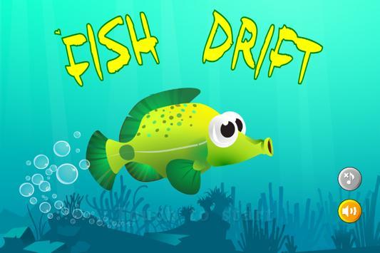 Fish Drift poster