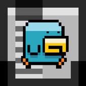 Running Bird icon
