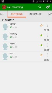 call recorder 2018 screenshot 2