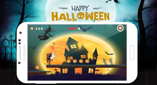 Halloween game apk screenshot