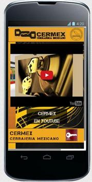 CERMEXS5 apk screenshot