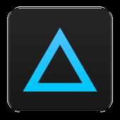 XTHEME Deus Ex Android Blue icon