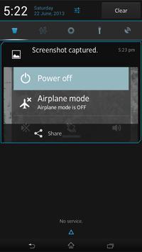XTHEME Deus Ex Android Blue apk screenshot