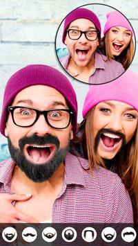 360 Man Hair Mustache Style apk screenshot