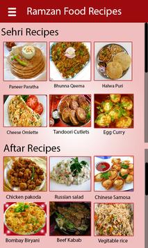 2018 Food Recipes for Ramadan - Pakistani Food screenshot 1