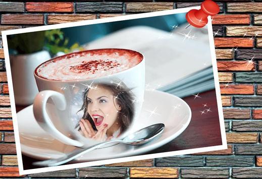 ضعي صورتك في فنجان قهوة (جديد) screenshot 1