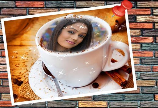 ضعي صورتك في فنجان قهوة (جديد) screenshot 2