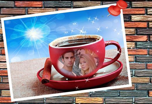 ضعي صورتك في فنجان قهوة (جديد) screenshot 5