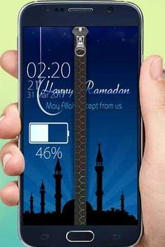 Ramadhan Zipper poster