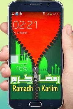 Ramadhan Zipper apk screenshot