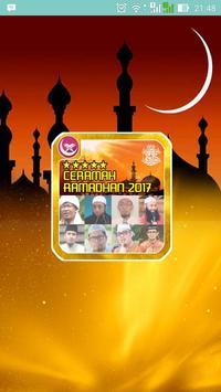 Ceramah Ramadhan 2017 Terbaru poster
