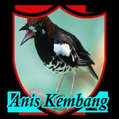 Suara Burung Anis Kembang icon