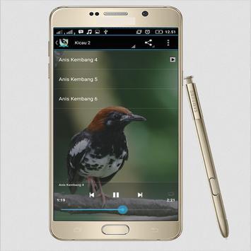 Suara Burung Anis Kembang screenshot 1