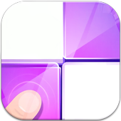 Tap Violet - Piano Tiles icon