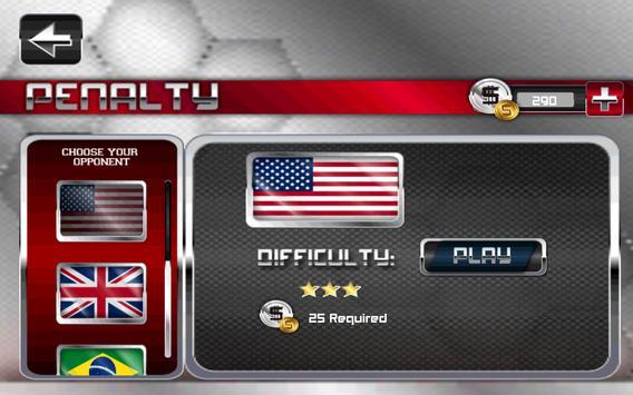 Perfect Soccer Kicks Frenzy 3D apk screenshot