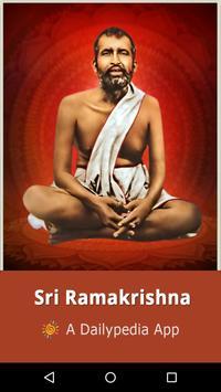 Sri Ramakrishna Daily poster