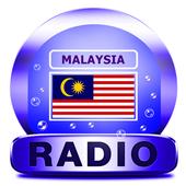 Radio Malaysia FM ikona