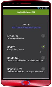 Radio Malaysia FM screenshot 1