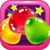 Candy Gummy Land icon