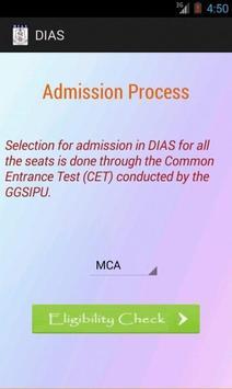 DIAS screenshot 4