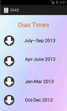 DIAS screenshot 8