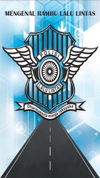 Rambu - rambu Lalu Lintas poster
