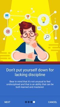 How to build self disipline apk screenshot