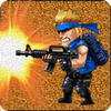Metal Rambo War Soldier icon