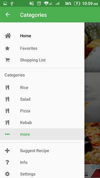 Recipe Book : Ramadan Recipes- Halal recipe screenshot 6