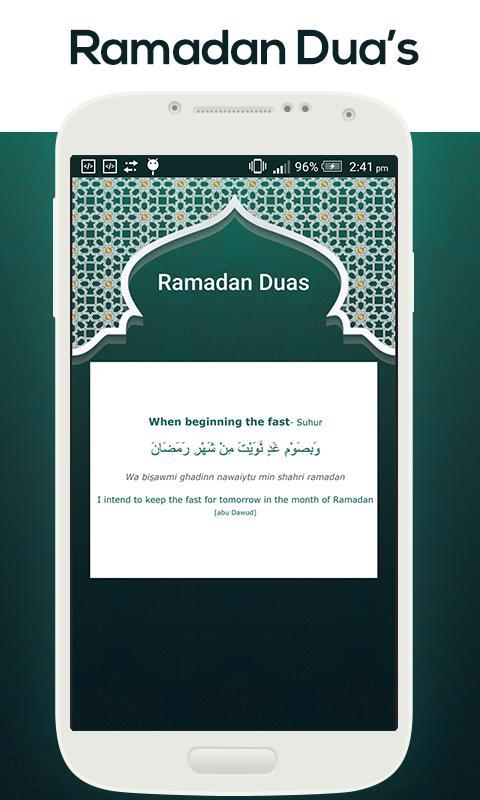 Ramadan Calendar 2019 - Muslim Prayer Times for Android