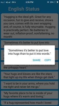 Romantic Status 2018 screenshot 1