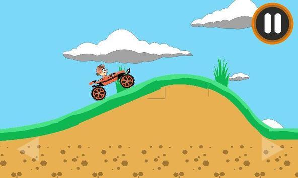 Mini Bandicoot Climbing Mountains apk screenshot