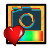 Card Camera Valentines Pack icon