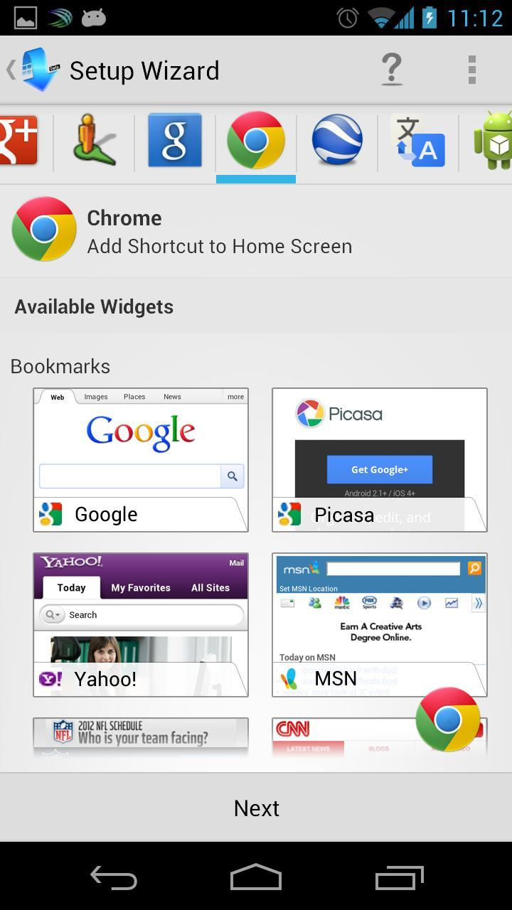 Setup Wizard for Android - APK Download