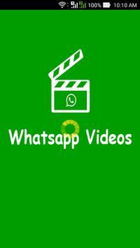 Free Whatsapp Videos poster