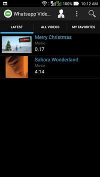 Free Whatsapp Videos screenshot 6