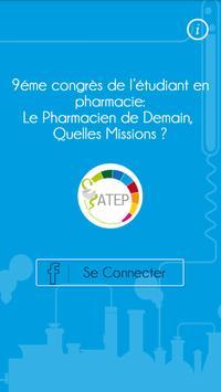 ATEP - Congrès De Demain poster