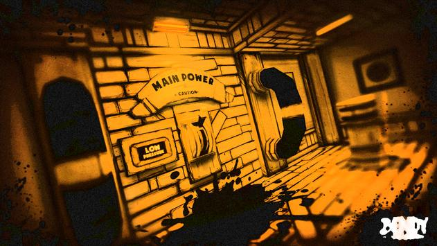 BENDYGAME  hints for BENDY AND THE INK MACHINE III poster