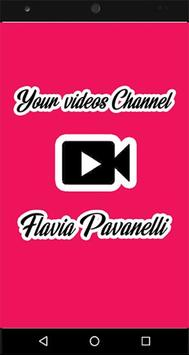 flavia pavanelli fashion videos poster